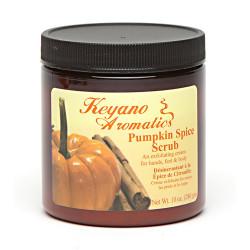 Keyano Pumpkin Scrub 10oz