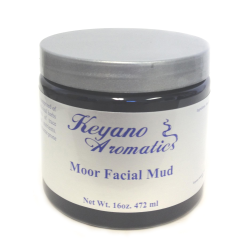 Keyano Moor Facial Mud Mask 16oz