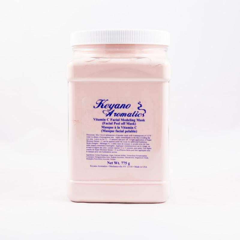 Keyano Vitamin C Modeling..