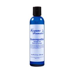 Keyano Homeopathic Massage Oil 8oz