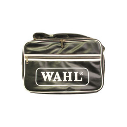 Wahl Retro Shoulder Bag Black/White 56758