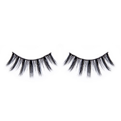 Kasina 3D Faux Mink Lash Strip Eyelash #09