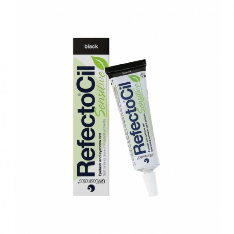 RefectoCil Sensitive Tint Black 15ml RC5