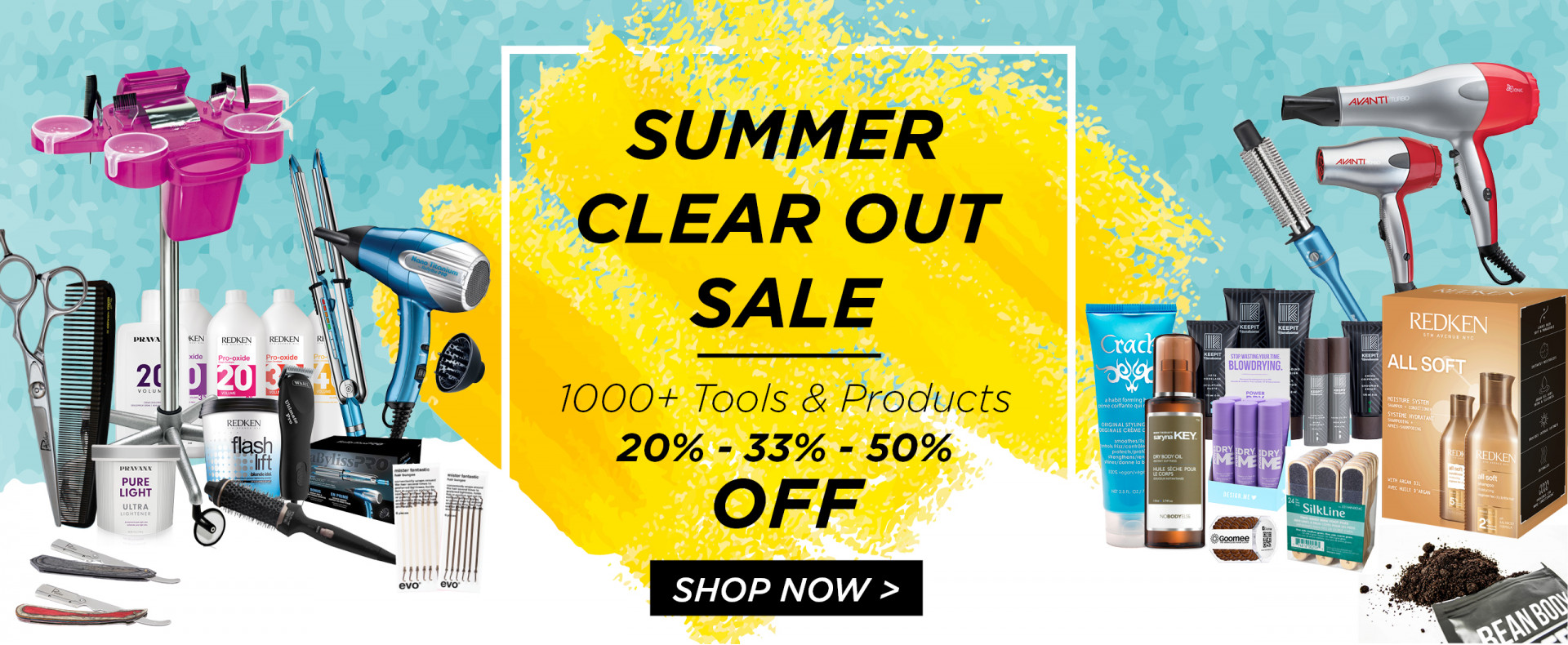 Summer Clear Out Sale!